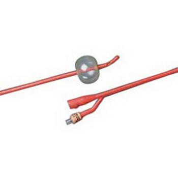 BARDEX LUBRICATH Carson 2-Way Specialty Foley Catheter 30 cc