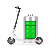 How to maximize the battery life of your e-scooter