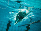 What swimming does for your body - Benefits