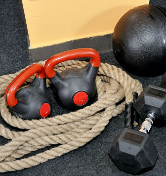 Dumbbells, Weights & Bars