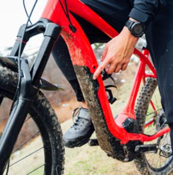 Mountain Electric Bike