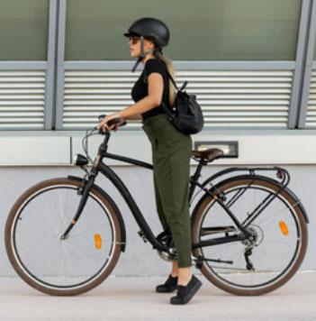 Urban Electric Bikes