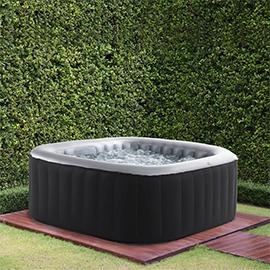 Inflatable Hydromassage Spa Mini Pools