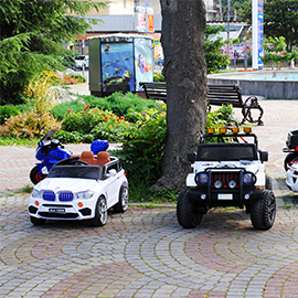 Kids Electric Vehicles