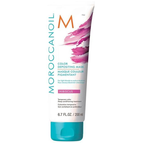 Moroccanoil Color Depositing Mask - Hibiscus 200ml