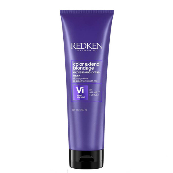 Redken Color Extend Blondage Express Anti-Brass Mask Violet Pigment - 250ml