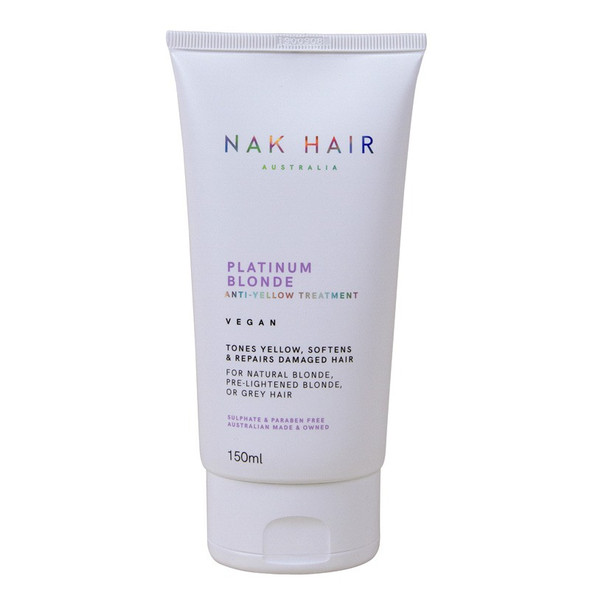 NAK Platinum Blonde Treatment 150ml