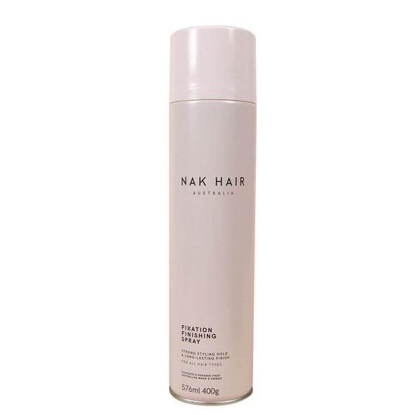NAK Fixation Finish Spray 400g