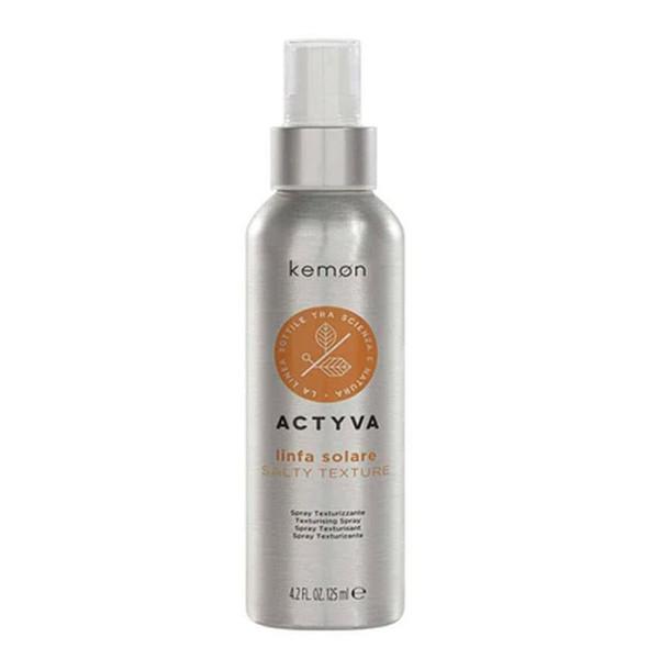 Actyva Linfa Solare Salty Texture 125ml
