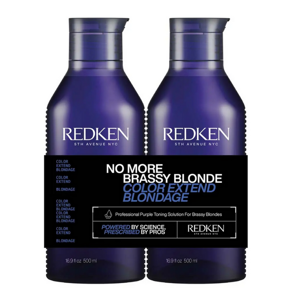 Redken Color Extend Blondage 500ml Duo - Limited Edition