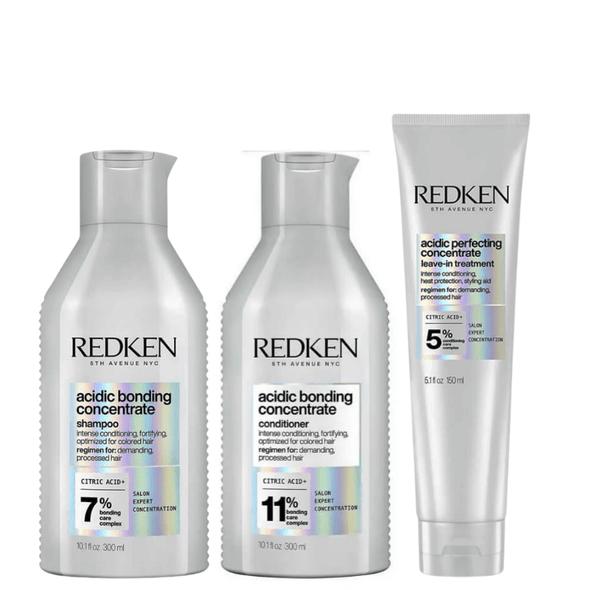 Redken Acidic Bonding Concentrate Solution Bundle
