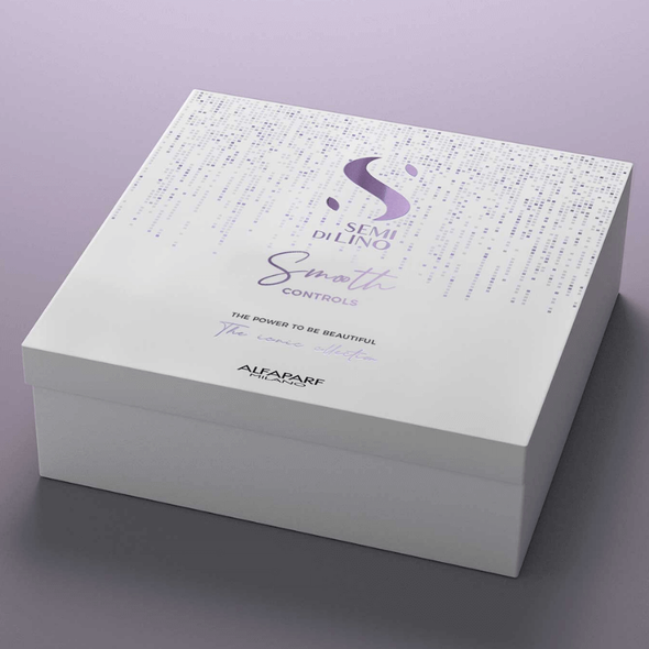Alfaparf Semi Di Lino Smooth - Iconic Gift Set 2021 Gradient