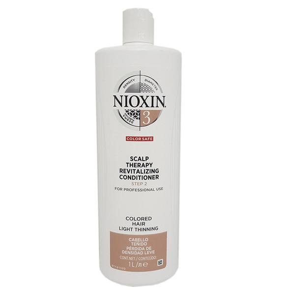 Nioxin Scalp Revitaliser 3 1000ml (Conditioner)