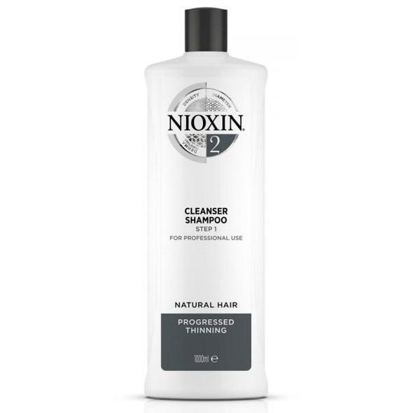 Nioxin Cleanser 2 1000ml (Shampoo)