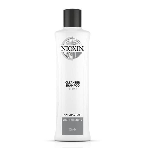 Nioxin Cleanser 1 - 300ml (Shampoo)