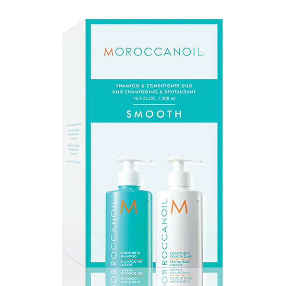 Moroccanoil Smoothing Shampoo & Conditioner 500ml