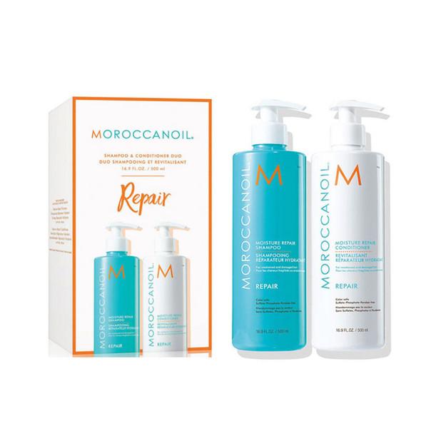 Moroccanoil Moisture Repair Shampoo & Conditioner set