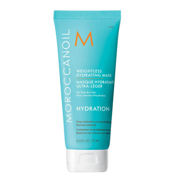 Moroccanoil Weightless Hydrating Mask Travel Size 75ml