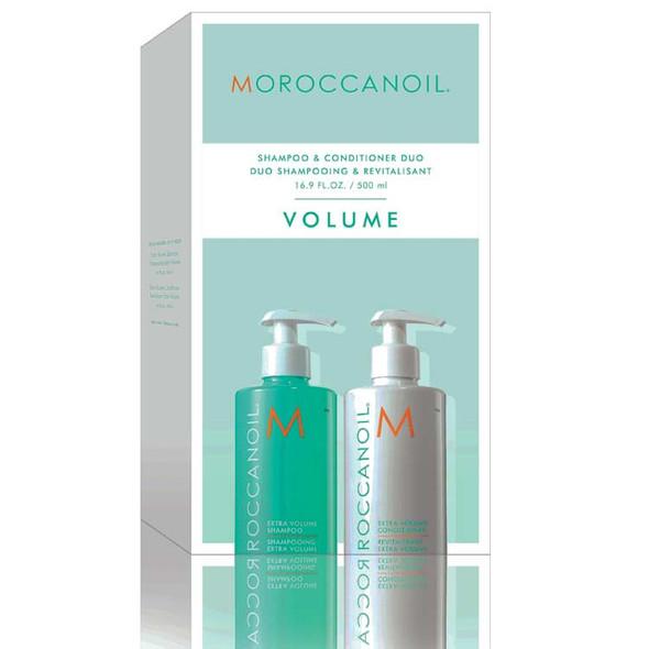 Moroccanoil - Extra Volume Shampoo & Conditioner 500ml