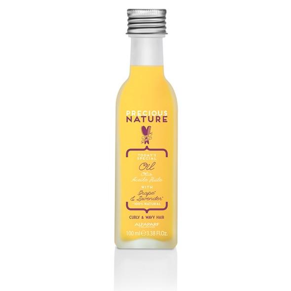 Alfaparf Precious Nature Curly/Wavy Hair Oil 100ml