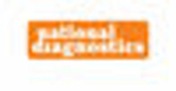 Novus single channel electronic pipette 5-50ul Yellow