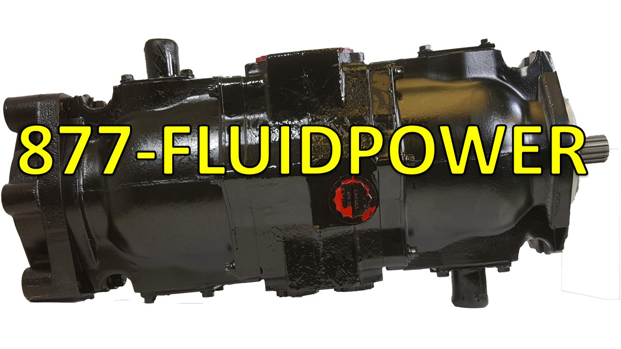 170-34455 MUSTANG 940 SKID STEER HYDRAULIC PUMP TRANSMISSION