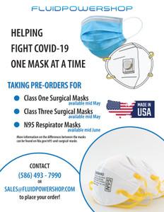 Face Masks - KN95 Respirators