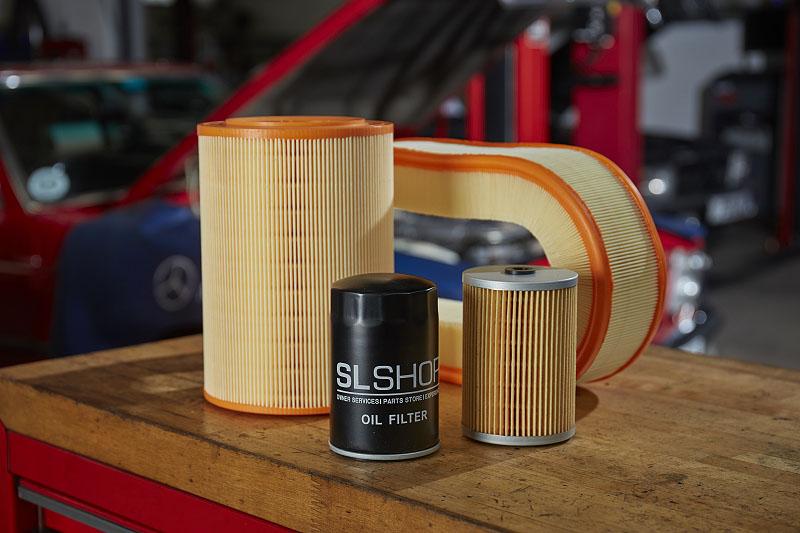 SLSHOP Oil and Filters