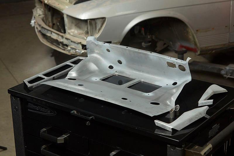 SLSHOP Bulkhead Panel Repair Kit