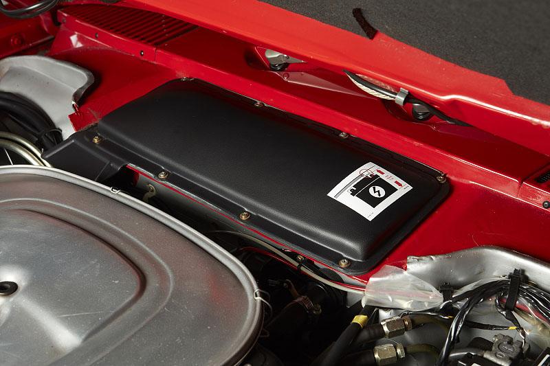 SLSHOP Blower Motor Cover