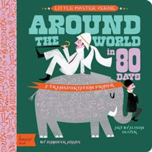 Gib- Around the World in 80 Days