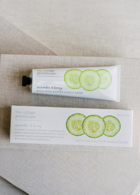 Cucumber & Honey Handcreme