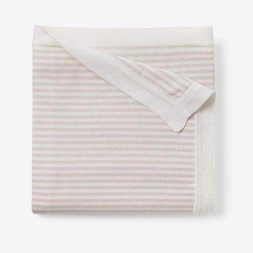 Blush Ministripe Blanket