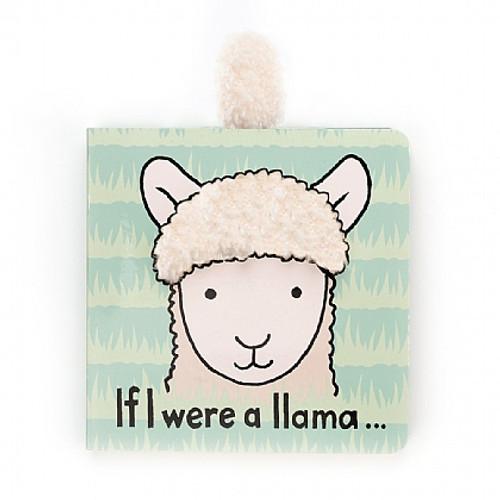 JC- If I were a Llama Book