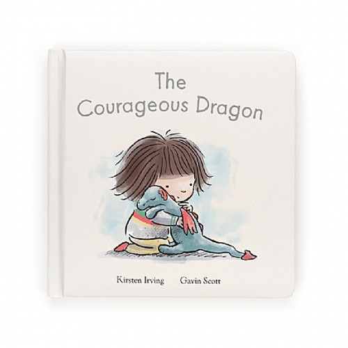 JC- The Courageous Dragon Book