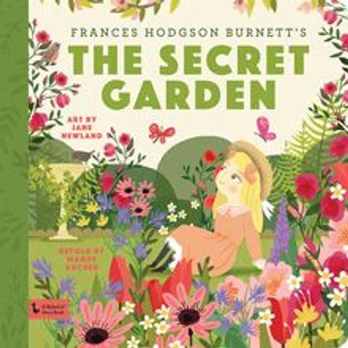 Gib- The Secret Garden (storybook)