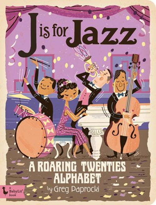 Gib- J is for Jazz
