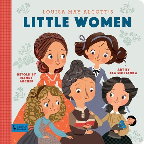 Gib- Little Women Storybook