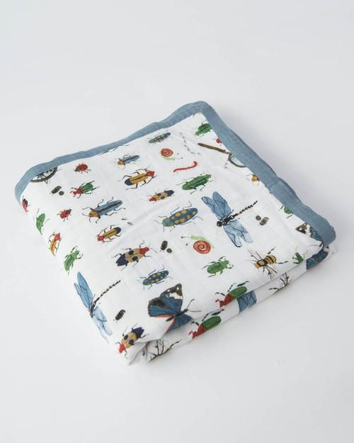 Bugs Deluxe Quilt