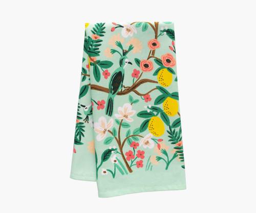 RPC- Shanghai Garden Tea Towel
