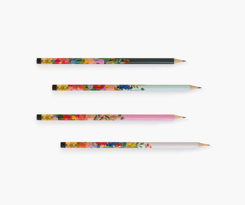 Garden Party Pencils (set of 12)