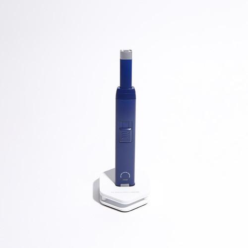 Rechargeable USB Lighter: Matte Blue