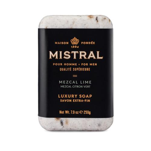 Mis- Mezcal Lime Soap