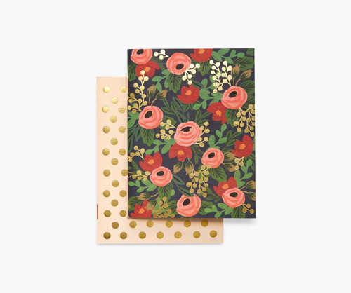 Rosa Pocket Notebooks (set of 2)