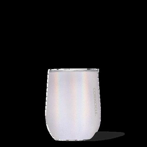 Cork- Unicorn Magic Stemless Wine Glass