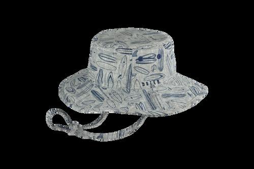 Waverly Navy Size Sm Floppy Hat