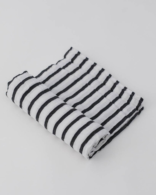 Breton Stripes Swaddle