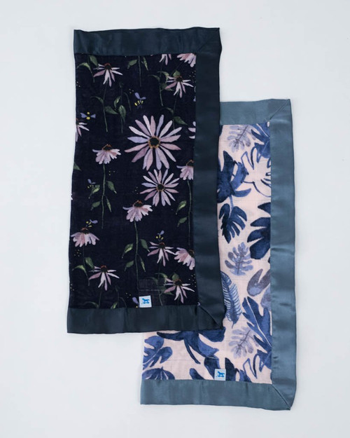 Tropical Pink/Coneflower Security Blankets