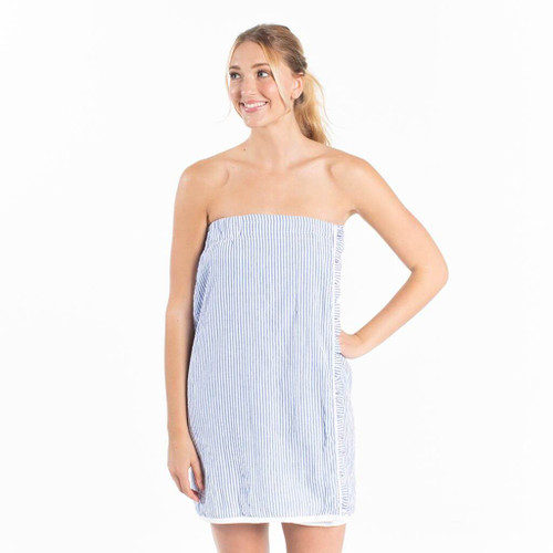 BIF- Spa Wrap Seer Blue