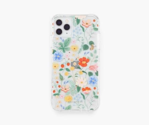 Strawberry Fields iPhone 11/XR Case